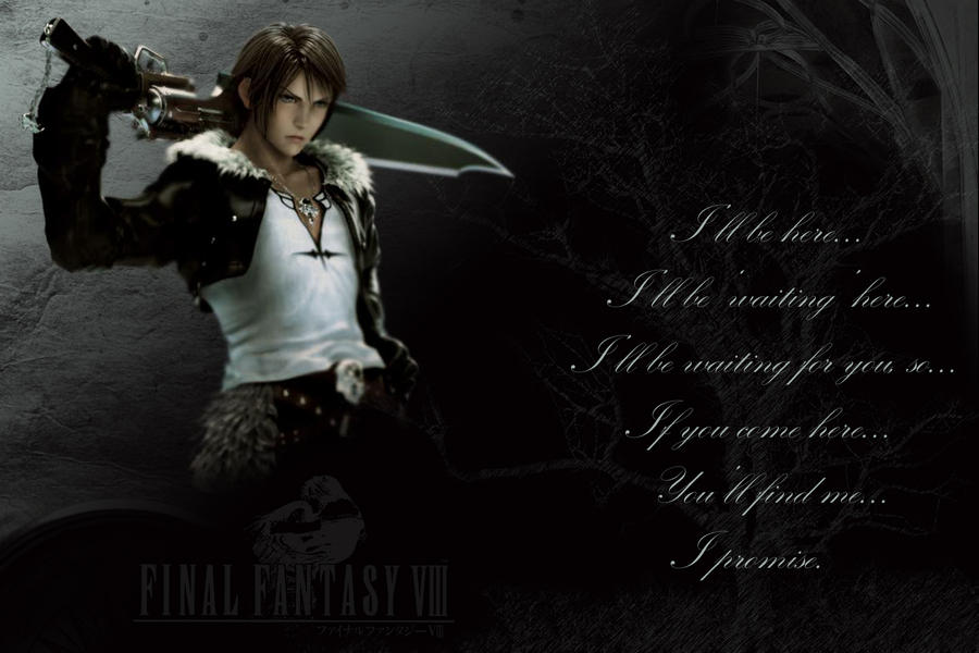 Squall Wallpaper 2 by ShinraWallpapers on DeviantArt