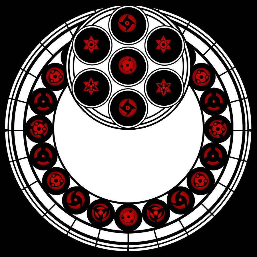 Uchiha Prophecy Window by the-masked-man-tobi
