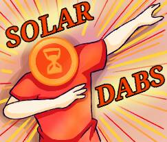 Solar Dabs by Rainwater823
