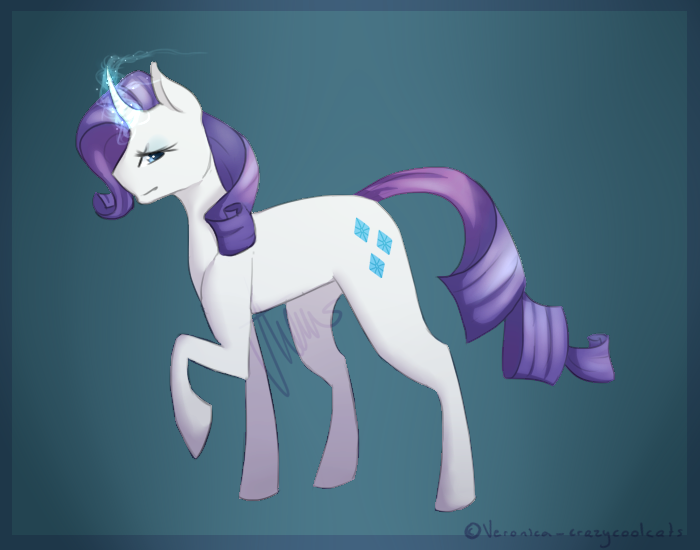 Rarity by crazycoolcats