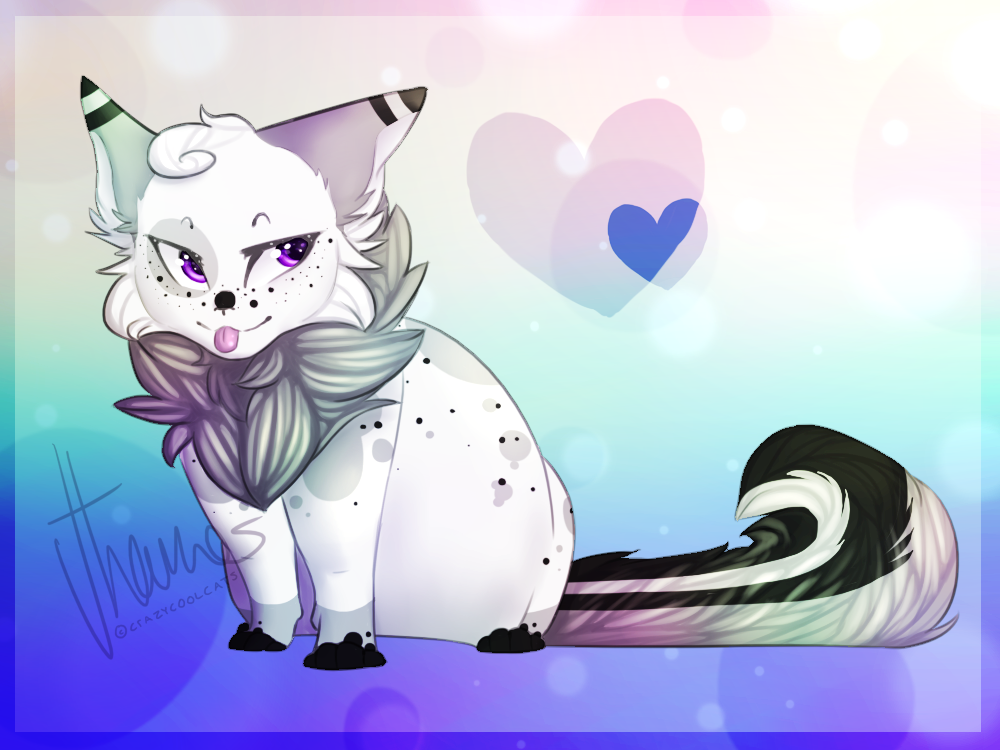 Chibi Snowdrop by crazycoolcats