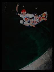 Young Tony Hawk by GW78