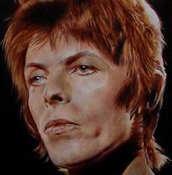 Bowie by GW78