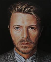 Bowie portrait by GW78