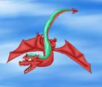 Age of Empires dragon