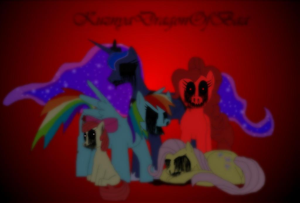my little pony creepypasta game wwwimgkidcom the