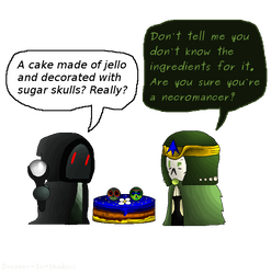 EmotImage - Jello Cake