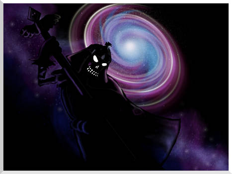 Terror of the Multiverse - Benito`s Shadowy Ghost