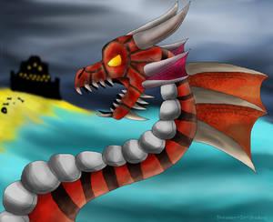 Haspid the Terror of the Seas