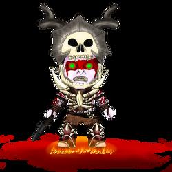 SoM Funko Pop figure - Bagabug Blood-Storm