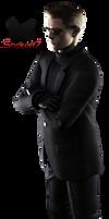 Albert Wesker - Render 3