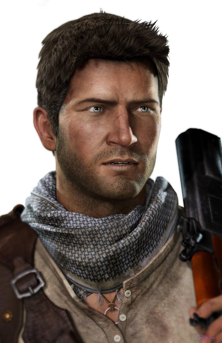 Nathan Drake - Uncharted 3 by snakeff7