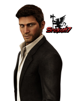 Nathan Drake - Render 20 by snakeff7