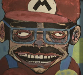 Mario by Andrelukiss
