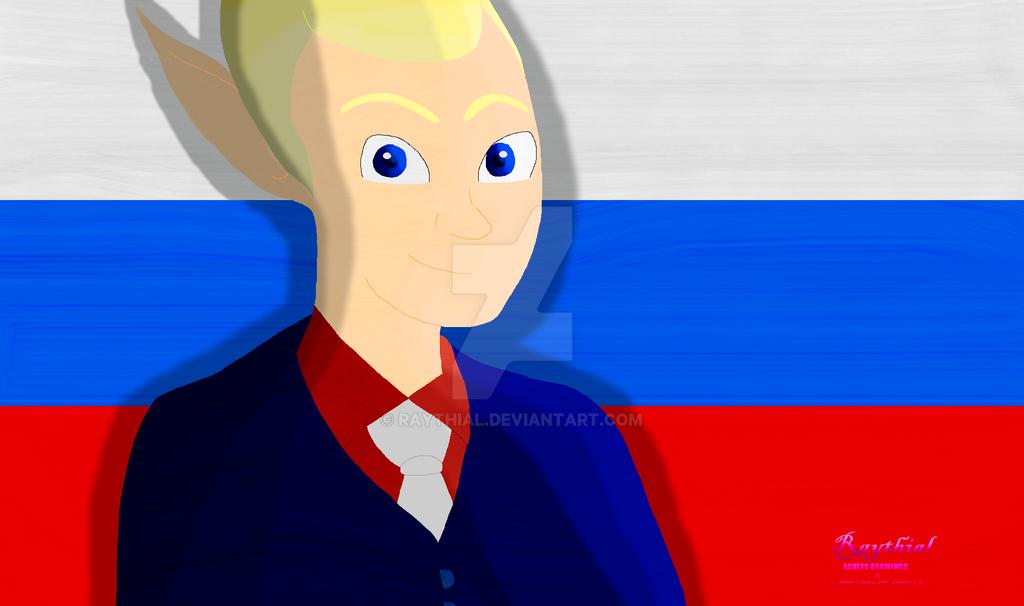 Nefarious Putin(Reprise) by Raythial