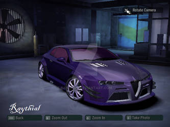 My exotic car lvl1 Alfa Romeo Brera
