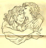 couple by RochaSketch