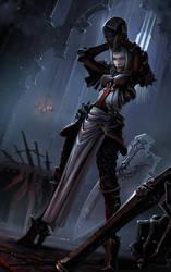 Crusader by kkkiri