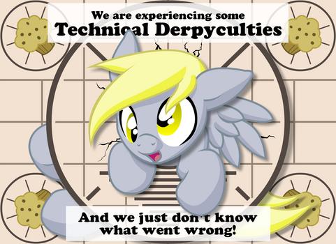 Technical Derpyculties Vector