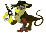 Grim Whiptail commission