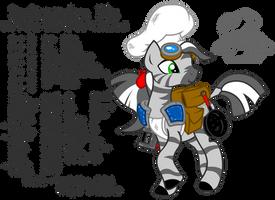 Radscorpion Pie by Inkwell-Pony