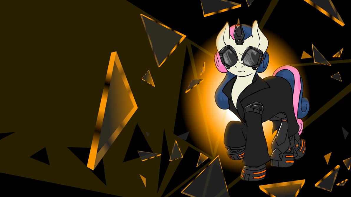 Deus Ex Bon Bon by Inkwell-Pony