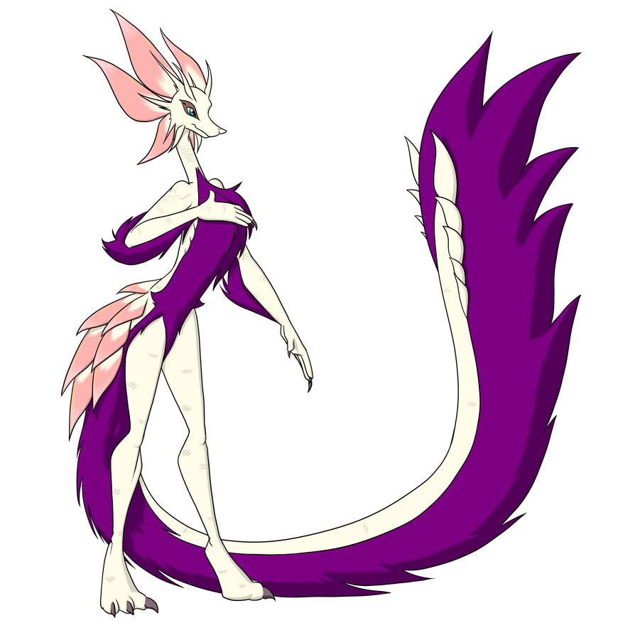 Monster Huntress Mizutsune Suihouhime by Inkwell-Pony