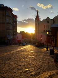 Andrew's Descent, Kyiv