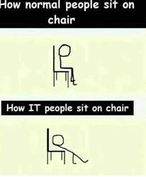 It Chair