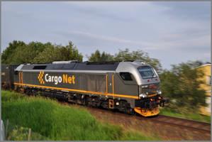 Fast cargo train