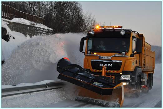 Plowing Snow 2