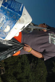 Collecting Waste and Garbage