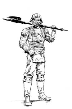 Lando Skiff gear