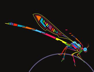 Dragonfly by meganima