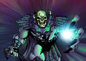 Skeletor by ThulsaDoom