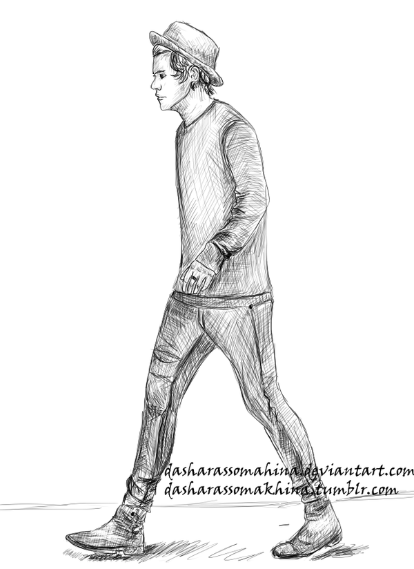 harry styles coloring page - harry styles singing free coloring pages