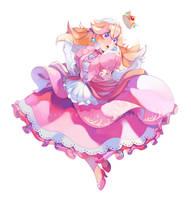 Peach by Purikyu