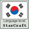 Korean Language Level - StarCraft by 16thSquadSanseki
