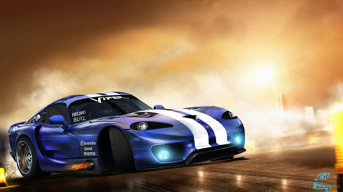 Viper GTS drift by james007bond35