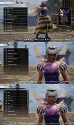 Soul Calibur VI: Queen Sectonia Gijinka (Kirby) by Data-Drainz