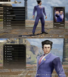 Soul Calibur VI: Phoenix Wright