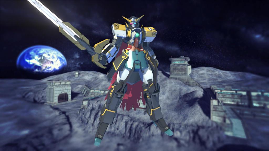 Gundam Breaker 2 Bentenmaru Special Unit by NGTirose on ...
