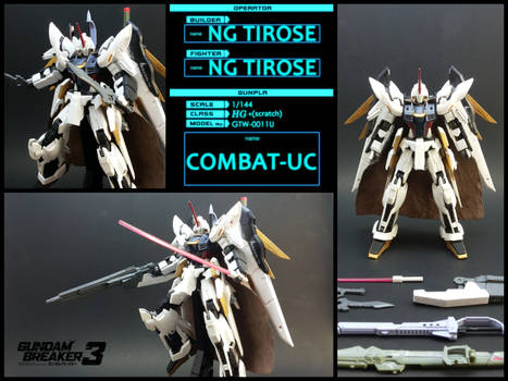 Combat-UC/Revival (Customized Build)