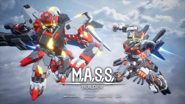 MASS Frame Proto ONE and 2nd MASS Test TYPE