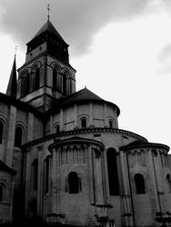 Frontevraud Abbey by persephone-tears