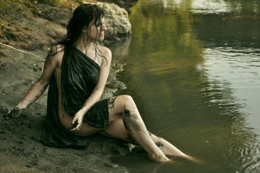 Muddy Mermaid by Lorelyne