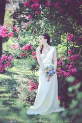 La Roseraie Pastel by Lorelyne