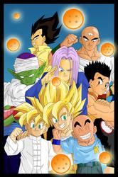 DBZ: Cell Era by HTivey