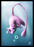 Mew by HTivey