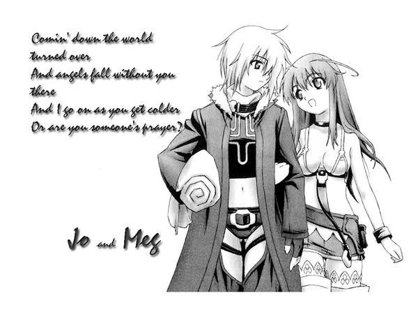 jo and meg wallpaper by kawaiiOtaku08